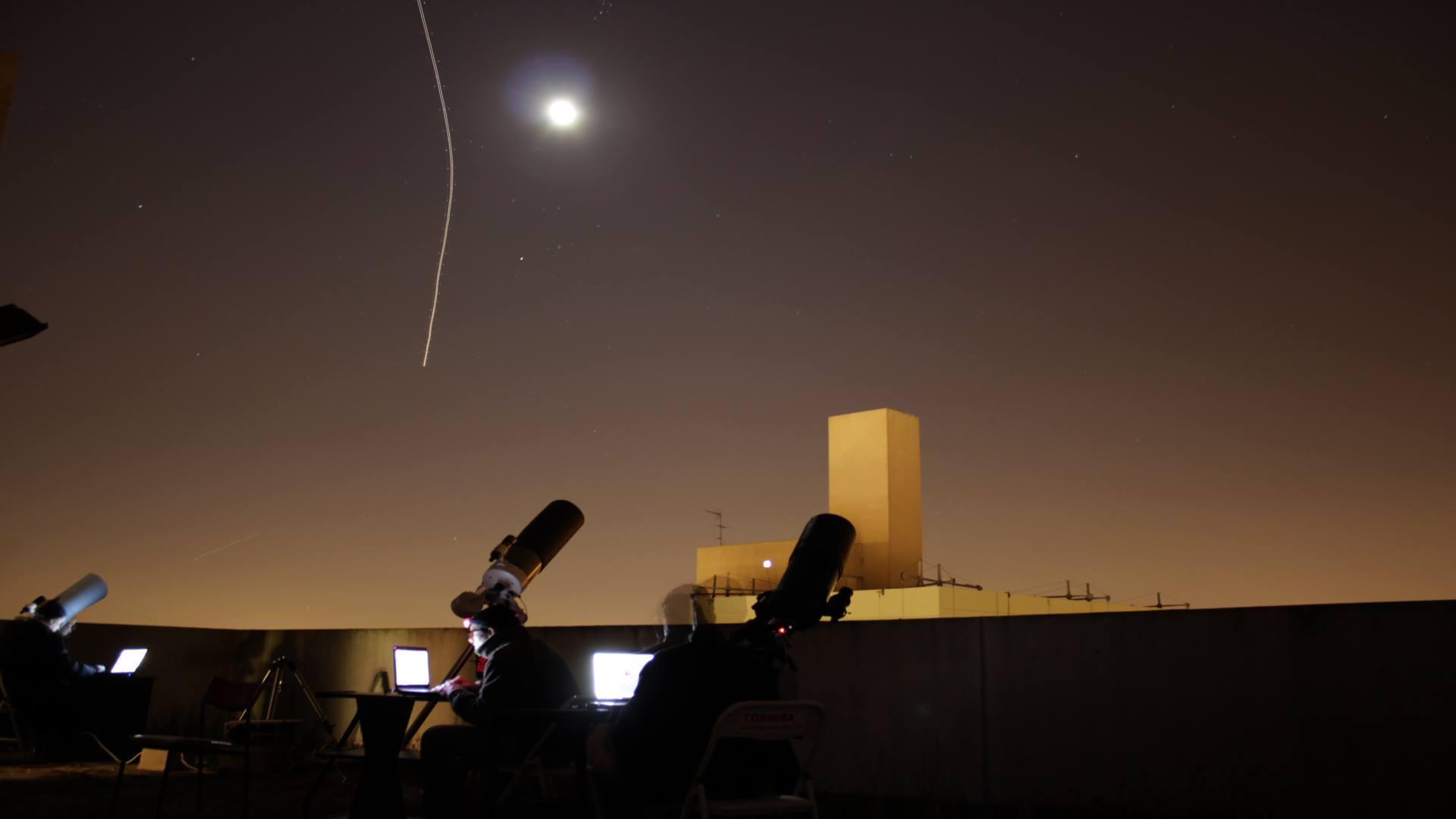 Séance hebdomadaire. @ Le Telescope